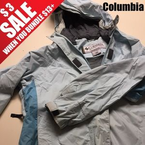 🔴$3 IN BUNDLE OF $13+🔴 Columbia Titanium jacket